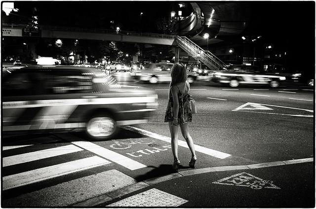 東京の夜はお嫌いですか?
