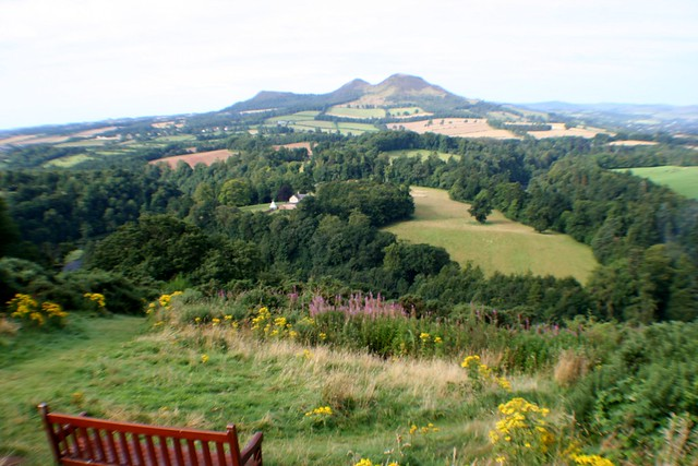 Scott's View, Borders Region