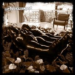 Botero's 'Sleepless Nights.'