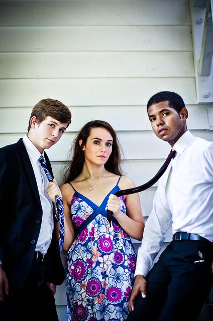 Hector, Denver, and Olivia