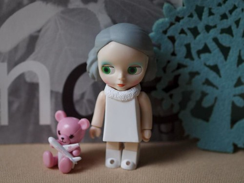 This is KUBRICK Blythe.