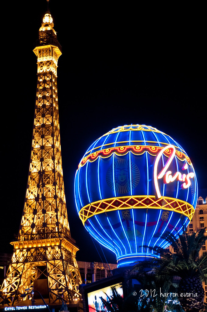 Paris via Vegas