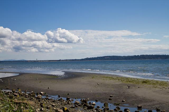 Sunny Beach in White Rock BC-054