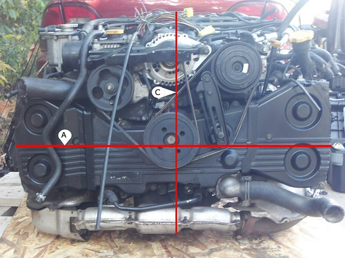 EJ20H swap for a Chevy Metro(Help + Project Updates) - NASIOC