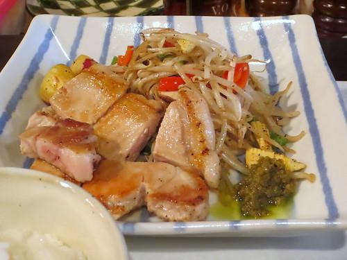 豚炙り膳@HARU(練馬)