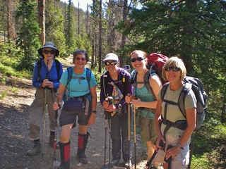 Tenmile Peak Hike - Ladies Only!