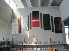 Aranui Library art