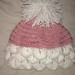 Crocodile Stitch Pom Pom Hat