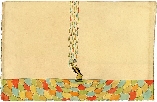 Mel Kadel, Rain Stain