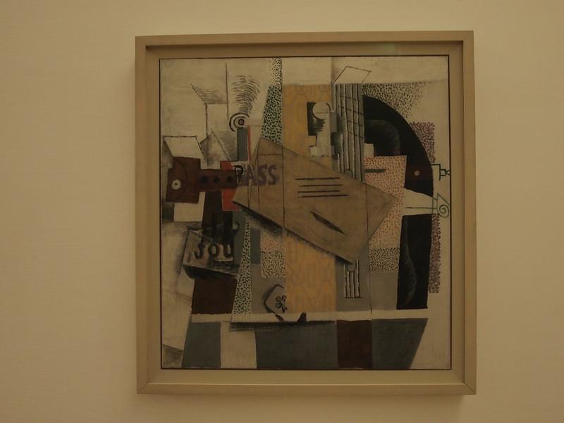 Pablo Picasso - Le violon