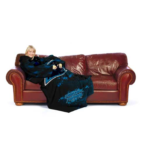 Carolina Panthers Huddler Blanket