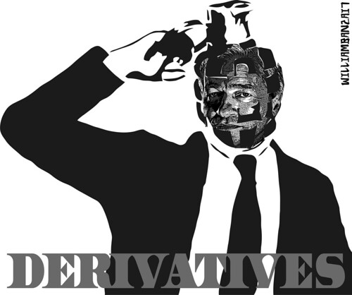 HUMAN DERIVATIVES GRENADE II by Colonel Flick