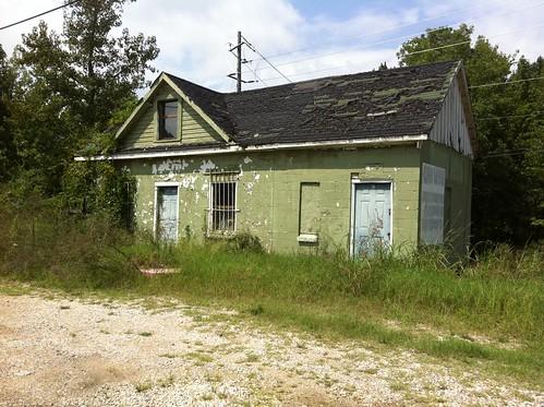 cottage, Munford, Alabama