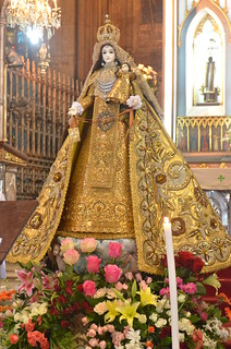 del carmen de san sebastian: 395th anniversary of her arrival in our islands (1618 - 2013)