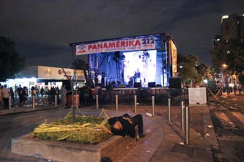 RMX 212 termina actividades en el escenario Panamérika