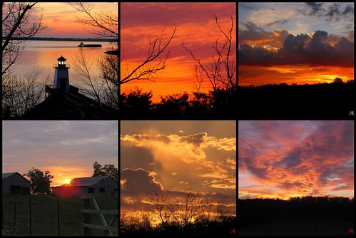 Sunrise/Sunsets Mosaic.