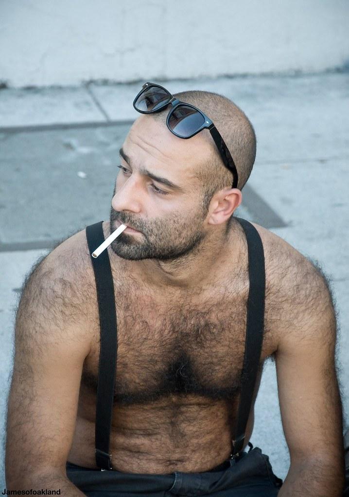 Hot hairy italian jane