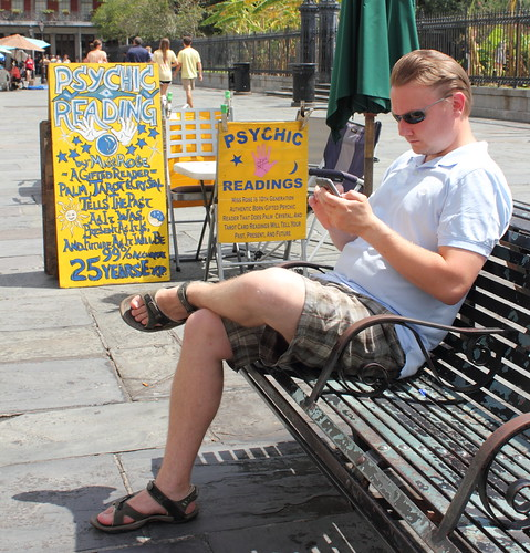 Psychic Readings on Jackson Square