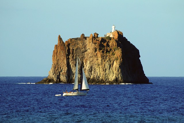 Strombolicchio - Stromboli - Aeolian Islands