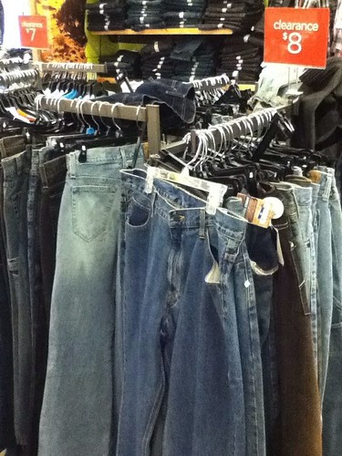 Jeans $8 at JCPenney