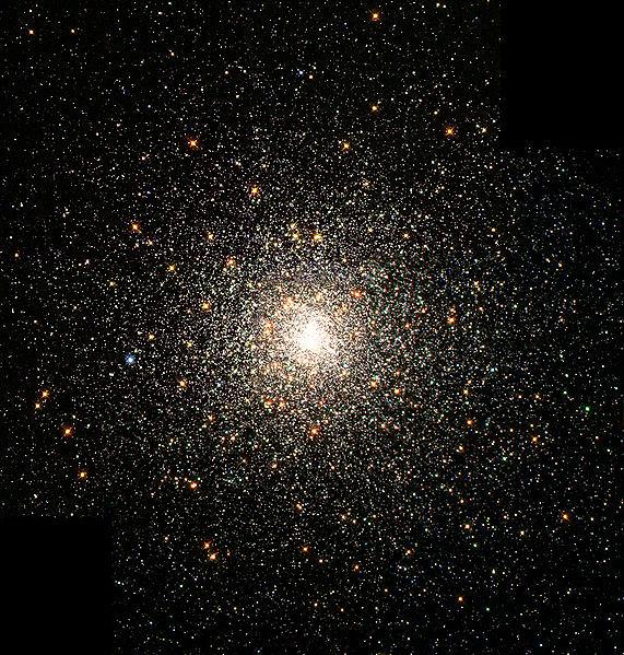 milky way galaxy cluster - photo #2
