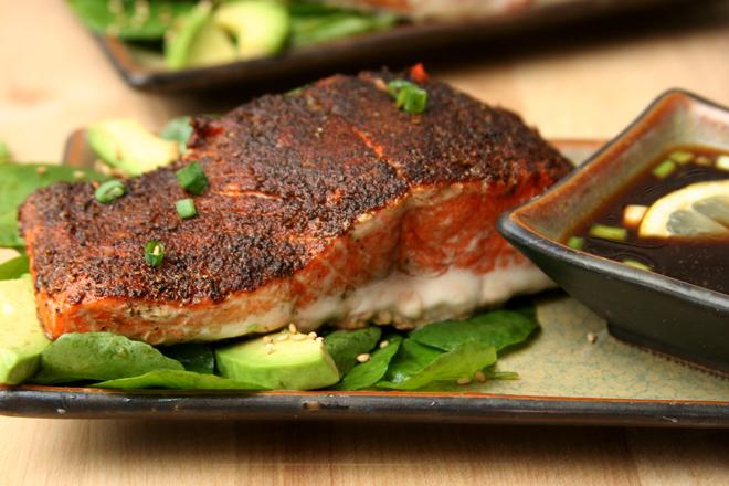 wasabi salmon 4