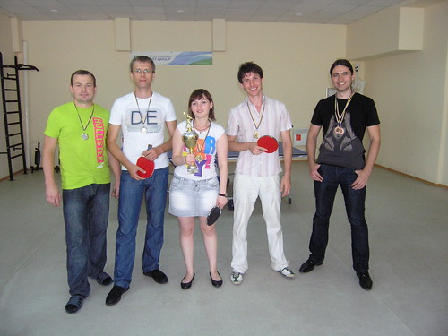Table Tennis Final Game (2012)