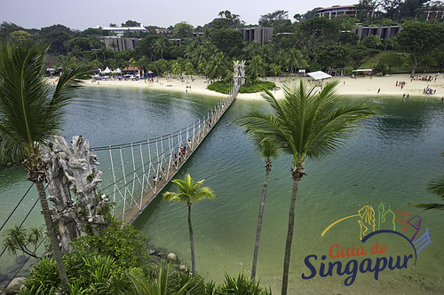 Palawan Beach, Singapore