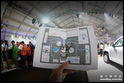 Stamp Collection : Volkswagen. VW. Das Auto. Show 2012. @ KLCC (Kuala Lumpur Convention Centre) : The New Volkswagen Beetle is here!