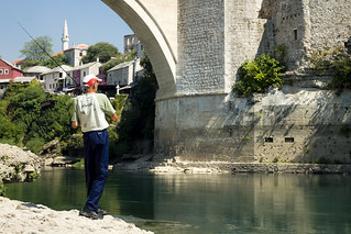 Mostar Bridge - Bosnia and Herzegovina