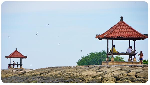 Sanur pagoda
