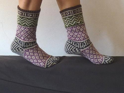mamluke socks FO