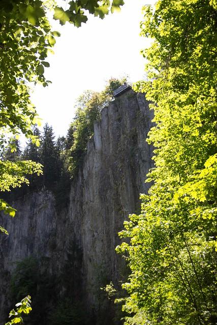 Чехия, Моравский карст (Moravský kras)