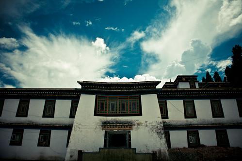 Rumtek Monastery , Dharma Chakra Center, Rumtek, Sikkim