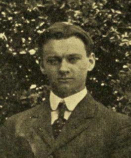 Earl H. Kennard 1907, Pomona's first Rhodes Scholar