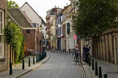 Breda - Rue dans le centre ville