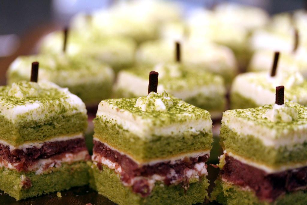 Kiseki日本自助餐餐厅:绿茶蛋糕