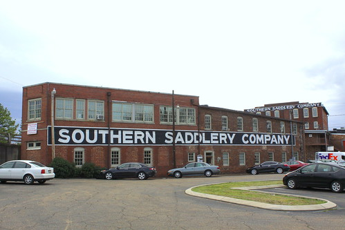 Southern Saddlery Company Manufacturing Plant - Chattanooga, TN