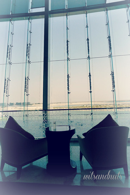 The Lobby in Etihad Towers, Abu Dhabi