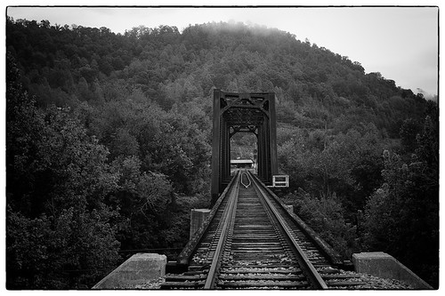 Bridge at Martin-Pike County Line