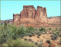 Arches NP, Utah 8-25-12