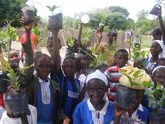 Nens de yallal festa de l'arbre 2012