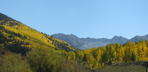 Fall Colors in and Around Aspen – 2012