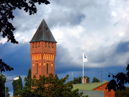 Arvika's Stad House Tower