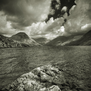 Wastwater, Cumbria, England