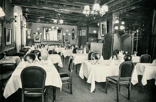 Hamburg - Restaurant Ehmke (Postcard)