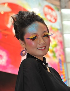 Amazing make up, Vicky Wong