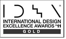 Золотая награда IDEA Gold Award 2011 за серию электротележек WT 3000 от компании Crown