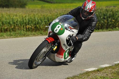 classic motorcycle Oldtimer Grand Prix 2012 Schwanenstadt Austria Copyright B. Egger :: eu-moto images 0266