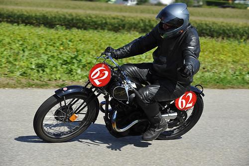 classic motorcycle Oldtimer Grand Prix 2012 Schwanenstadt Austria Copyright B. Egger :: eu-moto images 1105